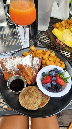 Wrightsville Beach French Toast