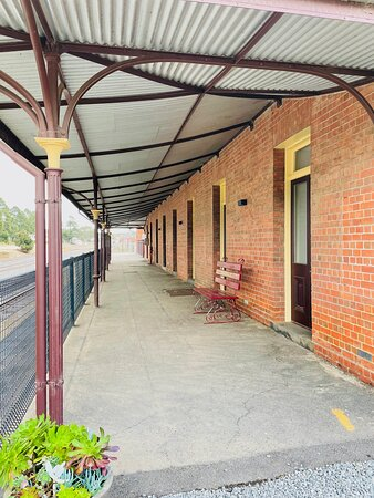 St Arnaud Rail Station