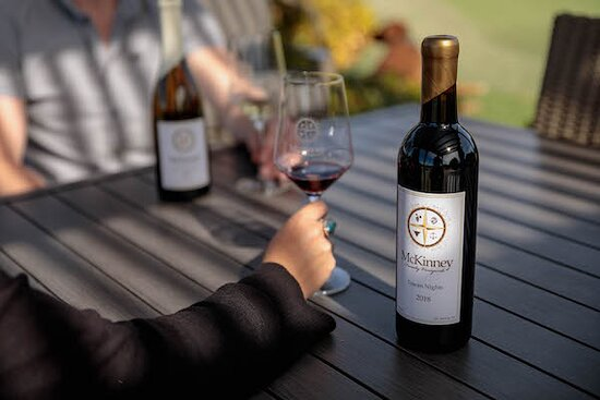 Small production blends and single vineyard, single varietal wines sourced from local, sustainably farmed vineyards.
