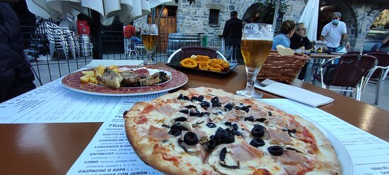 Bar Restaurante en Taillón - Picture of Bar Pizzeria El Taillon, Torla - Tripadvisor