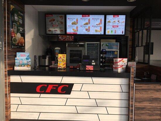 CFC Stasiun Jombang