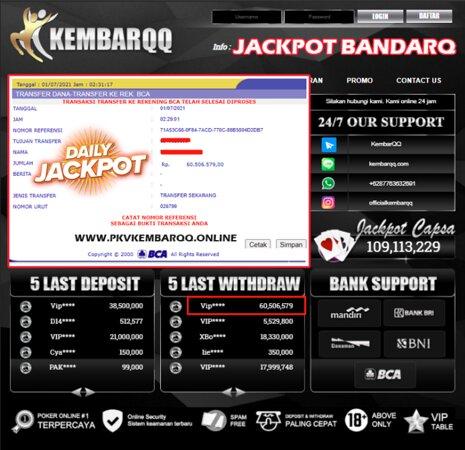 Bali, Indonésia: Kabar Gembira !!! Situs Terbaik Poker Online Pkv Games Telah Meluncurkan Games Baru Yaitu : Bandar QQ ( Bandar DominoQQ ) Permainan Yang Sangat Di Minati Oleh Pecinta Poker Online Se Asia. Dan Pastikan Anda Hanya Bermain Di Situs Yang Terbaik & Terpercaya dengan minimal deposit 20.000 melalui via: - ALL BANK - DANA - OVO - GOPAY - LINK AJA untuk informasi selanjutnya , silahkan konfirmasi melalui: WHATSAPP: +6282257182149 Link : pkvkembarqq.online