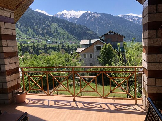 Himalayan Chalet a Swiss style luxury cottage