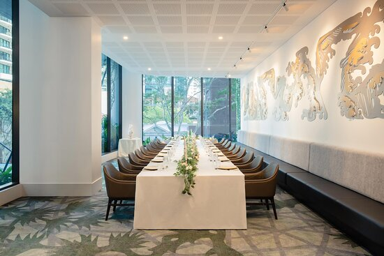 Private Dining Room - Wedding Reception