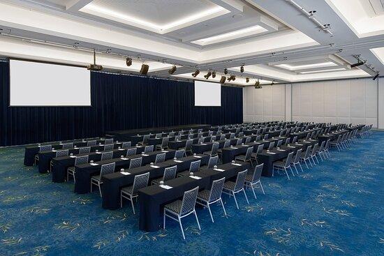 JW Grand Ballroom - Classroom Setup