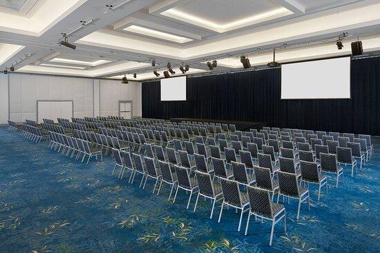 JW Grand Ballroom - Theatre Setup