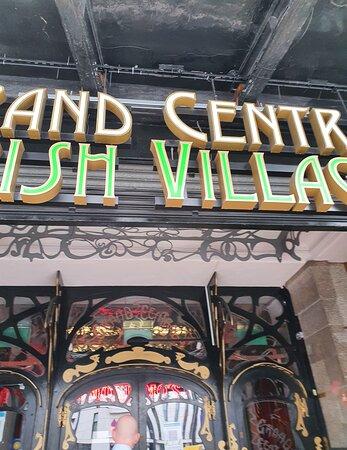 The Nelly Foley's Irish Pub in Grand Central Hall Building