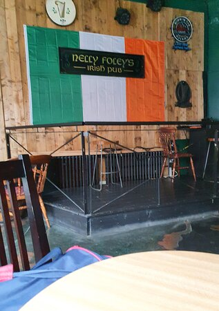 Merseyside, UK: Nelly Foley's Pub housed in Grand Central Hall Building