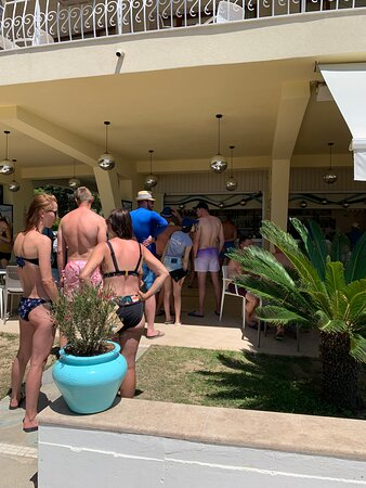 Terrible ultra all inclusive resort