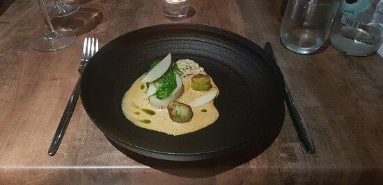 Cod - Thai Curry Cream - Lundy Crab
