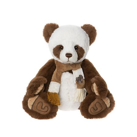 We are Charlie Bear Stockiest, we also stock Merrythought, Steiff and other gorgeous cuddles