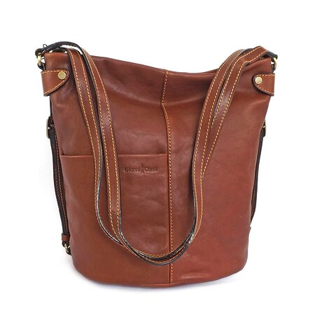 We Stock the beautiful Italian leather bags from Gianni Conti. We also stock Primehide and Brakburn