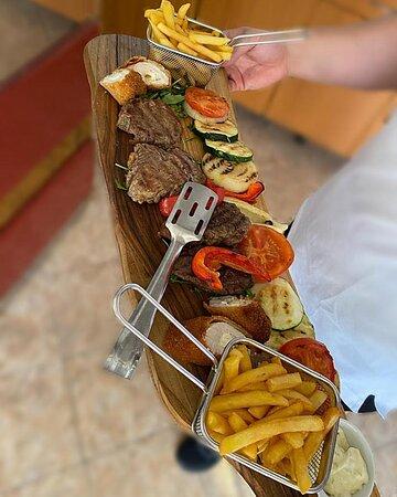 Beefsteak Platter Mali Raj