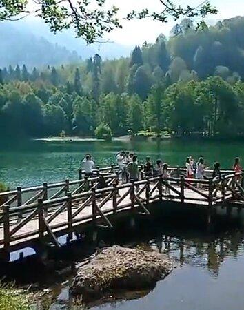 Artvin Borçka Karagöl manzaraları
