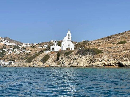 Gorgeous Church in Ios