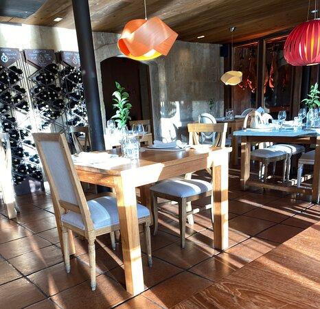 Detalle del restaurante Zorita's Kitchen