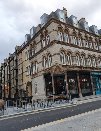 Dead Crafty Beer Company housed in Westminster Chambers Building