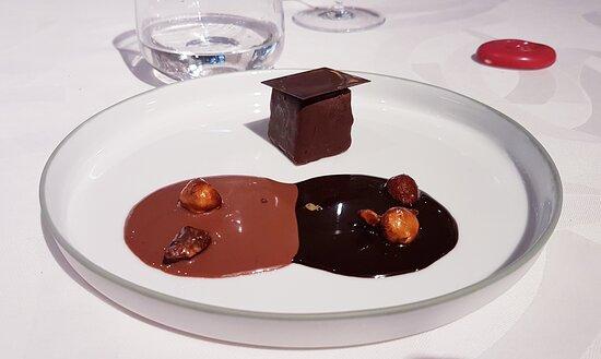 Quelques desserts Pierre Gagnaire