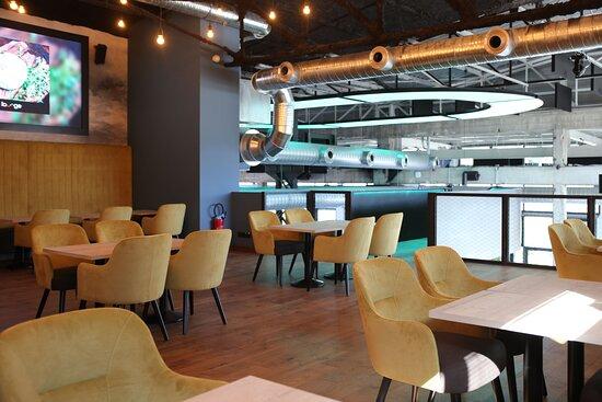 La mezzanine de Casa Lounge