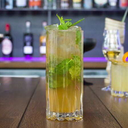 Cocktail Mojito par Casa Lounge