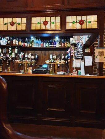 The Poste House Pub in Stanley Street Quarter