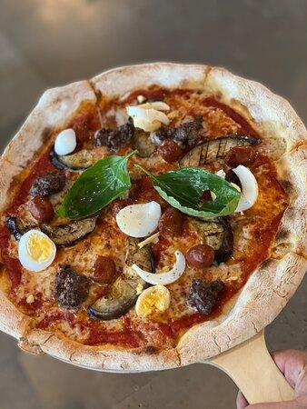 Pizza marrakech