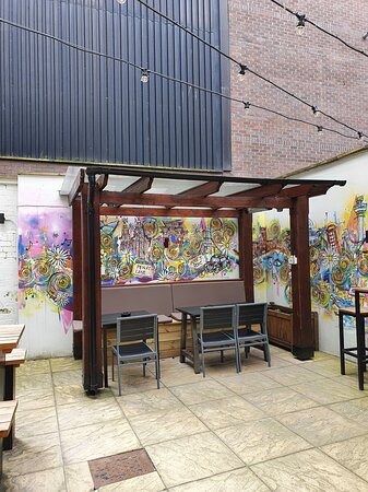 The Cross Keys Pub in Liverpool Buisness District