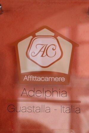 il logo esterno.. regione emilia romagna e... AFFITTACAMERE