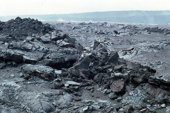 Old Memories of Hawaii Volcanoes National Park