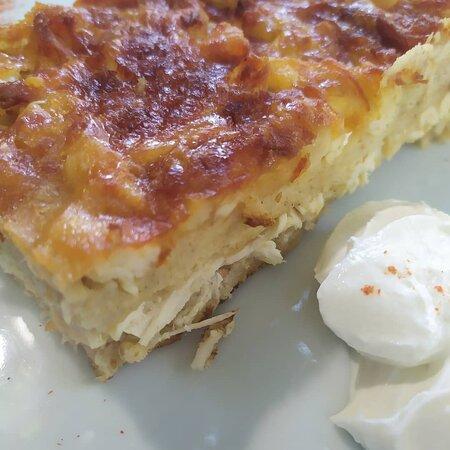 Mediterranean food and comfort food