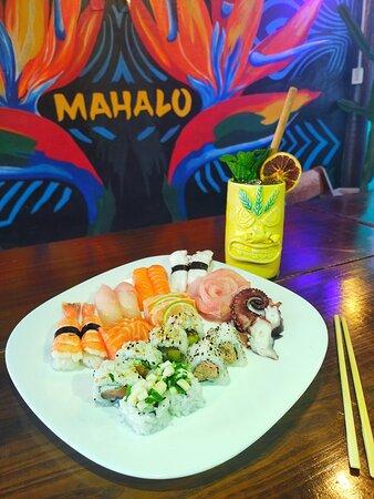 Ukiyo Gastronomia no Mahalo Lounge Bar