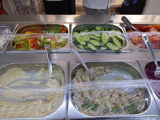 Emirados Árabes Unidos: Kebab
