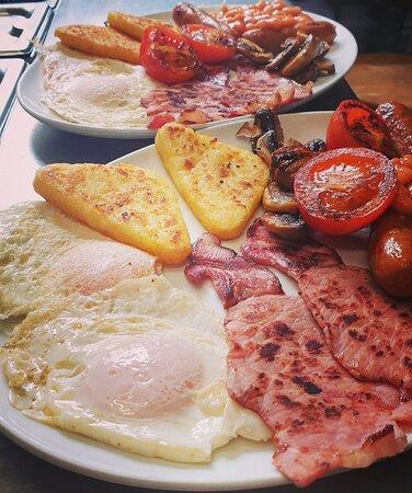 Great Full Breakfast 👌