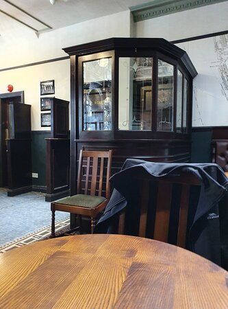 The Lion Tavern Pub in Liverpool Buisness District