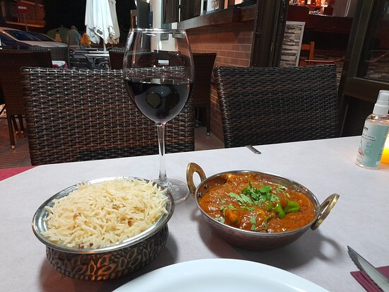 The BEST Balti I have had on this island , and ive tried  few.