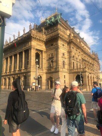 براج, جمهورية التشيك: Wochenende in Prag