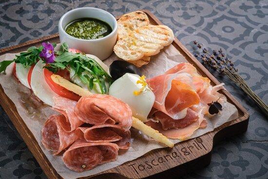 Тосканский завтрак