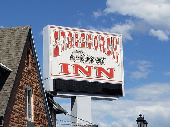 West Yellowstone, MT: Stagecoach Inn