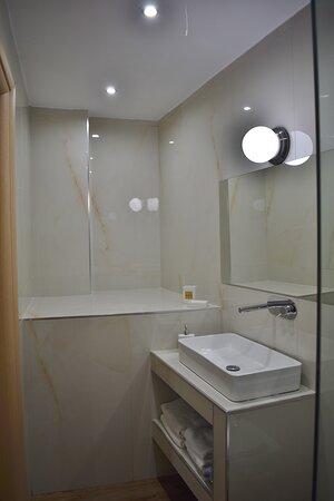 Kripis Pefkohori Room No7, ground level,  without kitchen.