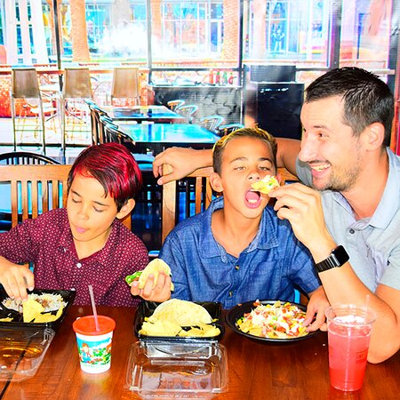 Family Sundays - Kids Eat for Free (See Dine-in Offer)