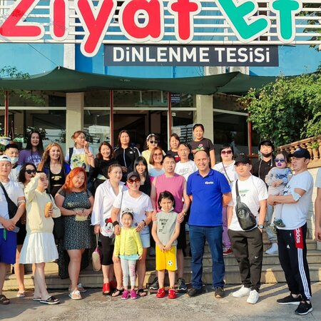 Alasehir, Turquia: Moğolistandan gelen misafirlerimizi ağırladık