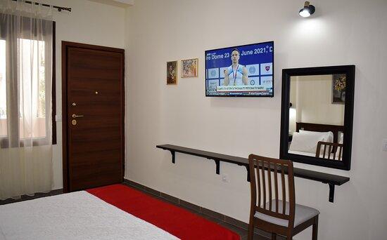 Kripis Pefkohori, room No6, ground floor, without kitchen