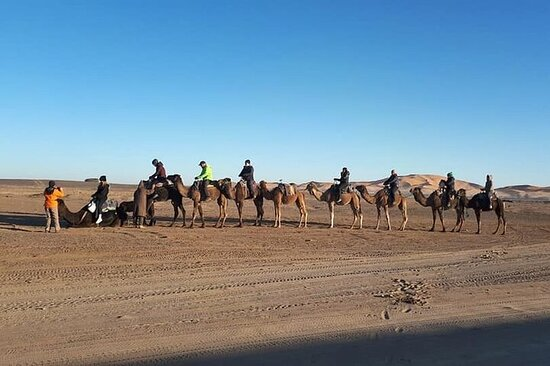 Foto Merzouga luxury camp desert