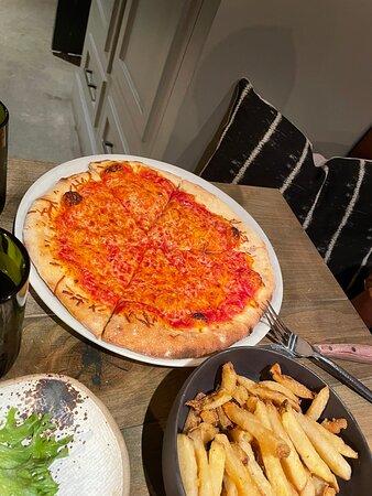 Bruschetta  Pizza Meat Locker