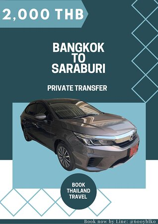 Tailandia: Update new route    🚗Rent a car with us at a special price and get a driver as well.   Don't wait, get it👍👍   Private car transfer   Rate for/way/car    Book now by Line: @600yblko     Line My Shop: https://shop.line.me/@600yblko