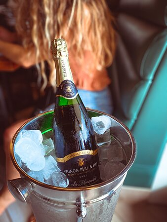 Celebrating something? We have champagne for that!