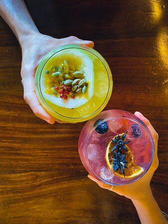 Cocktails are our specialty, let us mix one up for you.