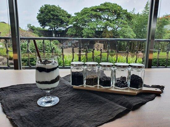 생각하는 정원 블랙통곡물 건강음료만들기 체험