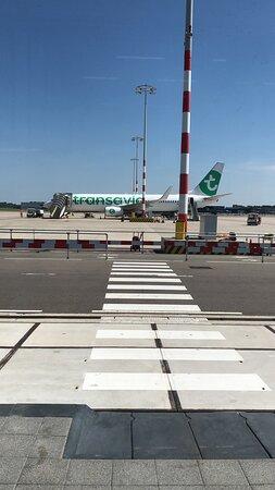 Transavia: Wachten om te vliegen