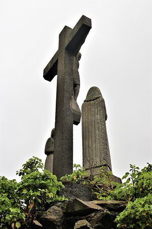 12.  Calvary Walk, Mount Saint Bernard Abbey, Coalville, Leicestershire